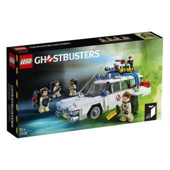 LEGO ตัวต่อเสริมทักษะ เลโก้ ไอเดีย โกสท์บัสเตอร์ เอโท - 21108
