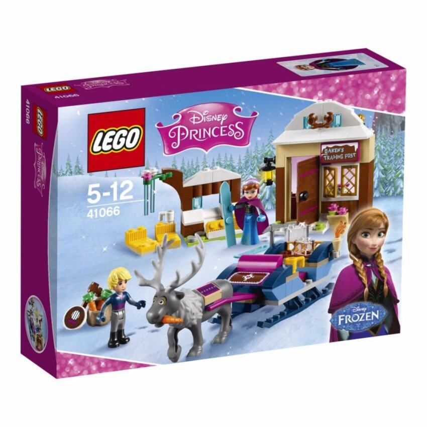 LEGO ตัวต่อเสริมทักษะ เลโก้ ดิสนีย์ ปริ้นเซส แอนนา แอนด์ คริสทอฟฟ เซล เอดเวนเจอร์ - 41066 image