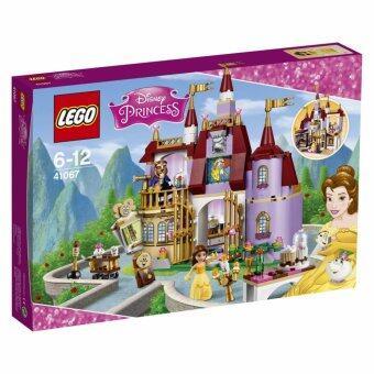 LEGO ตัวต่อเสริมทักษะ เลโก้ ดิสนีย์ ปริ้นเซส แบลล์ เอนช้านเต็ต คาสเทล - 41067