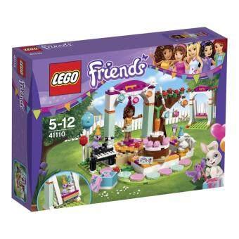 LEGO ตัวต่อเสริมทักษะ เลโก้ เฟรนด์ เบิร์ธ เดย์ ปาร์ตี้ - 41110