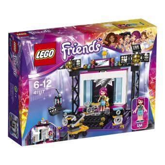 LEGO ตัวต่อเสริมทักษะ เลโก้ เฟรนด์ ป็อป สตาร์ ทีวี สตูดิโอ - 41117