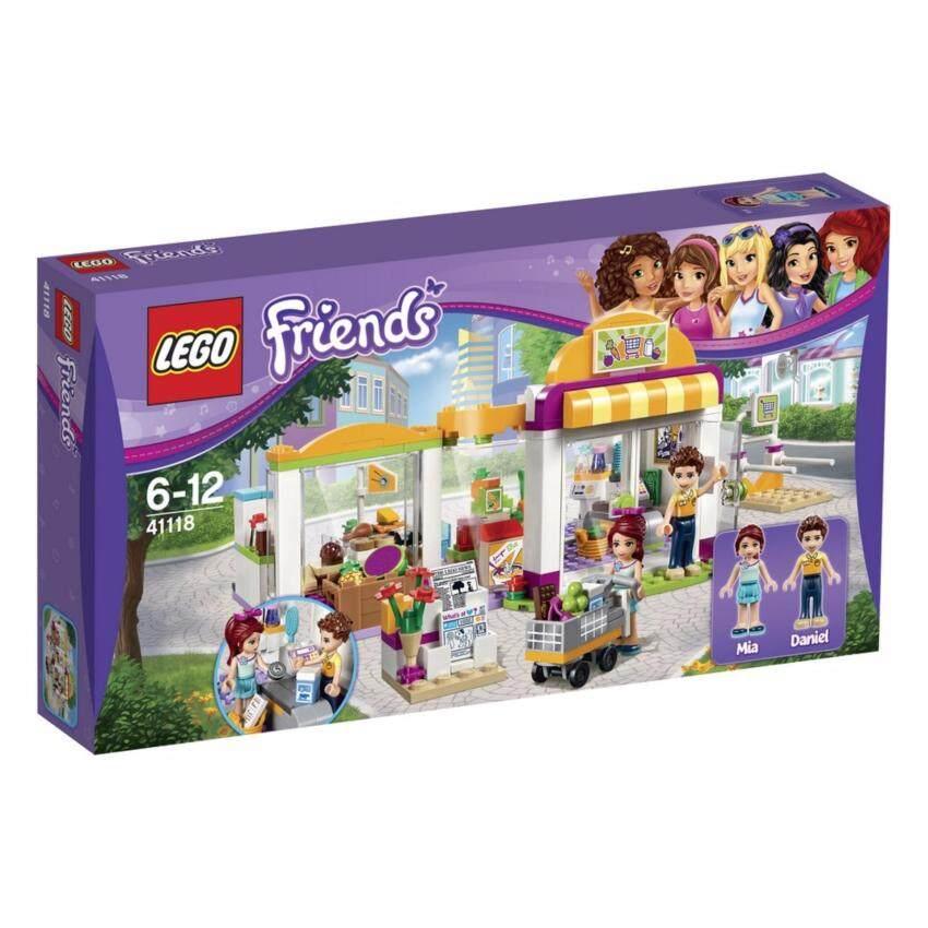 LEGO ตัวต่อเสริมทักษะ เลโก้ เฟรนด์ ฮาทแทร็ก ซูปเปอร์มารเก็ต - 41118