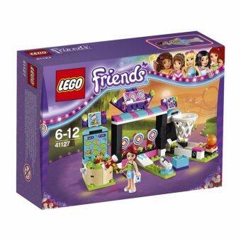 LEGO ตัวต่อเสริมทักษะ เลโก้ เฟรน อมูสเม็นท์ ปาร์ค อาเคด - 41127
