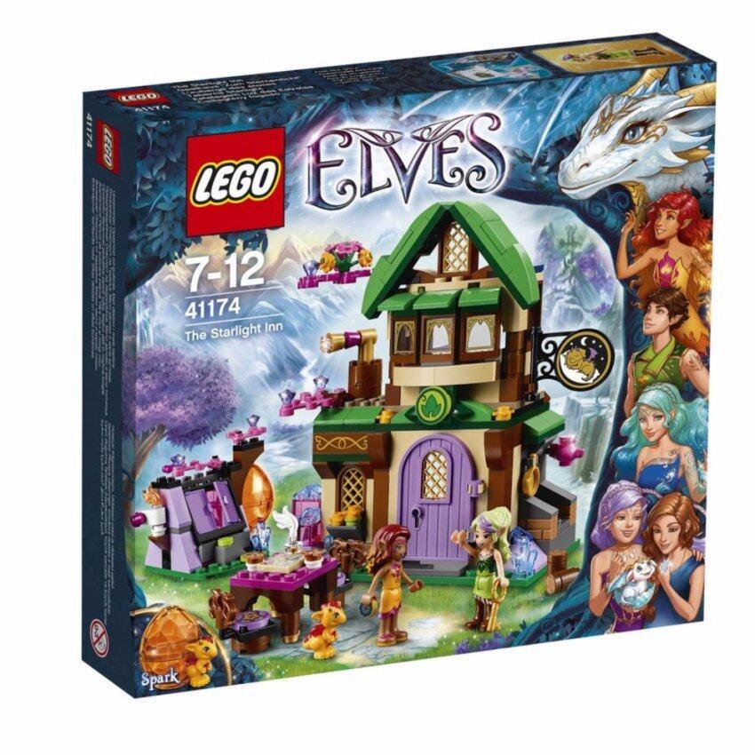 ขาย LEGO ตัวต่อเสริมทักษะ เลโก้ เอลวส เดอะ สตาร์ไลท์ อินน - 41174