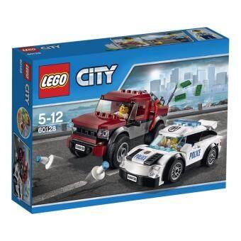 LEGO ตัวต่อเสริมทักษะ เลโก้ ซิตี้ โพลิต เพิลซิลท - 60128