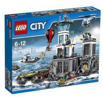 LEGO ตัวต่อเสริมทักษะ เลโก้ ซิตี้ โพลิต เพิลเซิล ไอแลนด์ - 60130