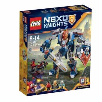LEGO ตัวต่อเสริมทักษะ เลโก้ เน็กโซไนท์ เดอะ คิงส เมค - 70327