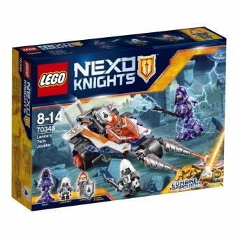 LEGO ตัวต่อเสริมทักษะ เลโก้ เน็กโซไนท์ คิงการ์ด อาทีลเลอรี - 70348