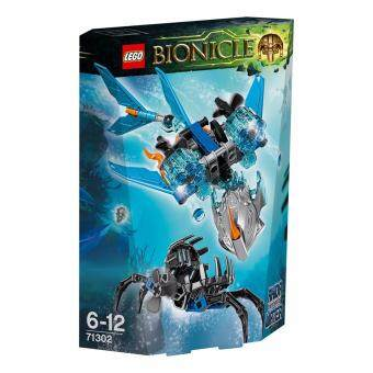 LEGO ตัวต่อเสริมทักษะ เลโก้ ไบโอนิเคิล อะกีดาร์ ครีเชอร์ ออฟ วอเทอร์ - 71302