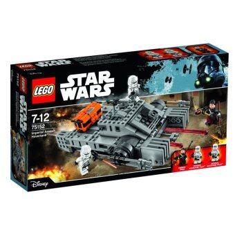 LEGO ตัวต่อเสริมทักษะ เลโก้ สตาร์ วอร์ คอนฟิเดนชั่น เอสดับเบิ้ลยู 9 - 75152