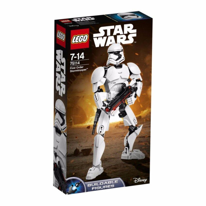 LEGO ตัวต่อเสริมทักษะ เลโก้ คอนสทรัคชั่น สตาร์ วอร์ส CONFIDENTIAL CONSTRACTION 2016_2 - 75114