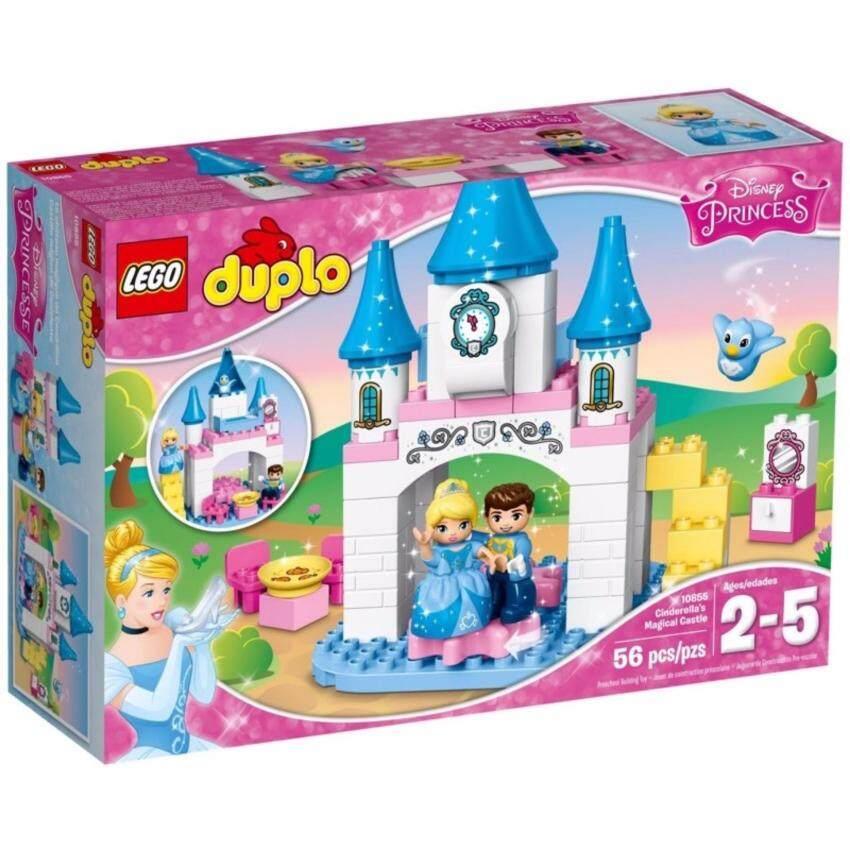 LEGO Duplo 10855 Cinderella´s Magical Castle