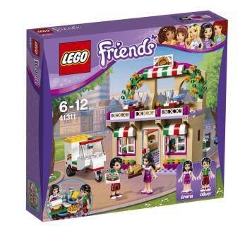 LEGO ตัวต่อเสริมทักษะ เลโก้ เฟรน ฮาร์ทเลค พิซเซอเรีย Heartlake Pizzeria - 41311