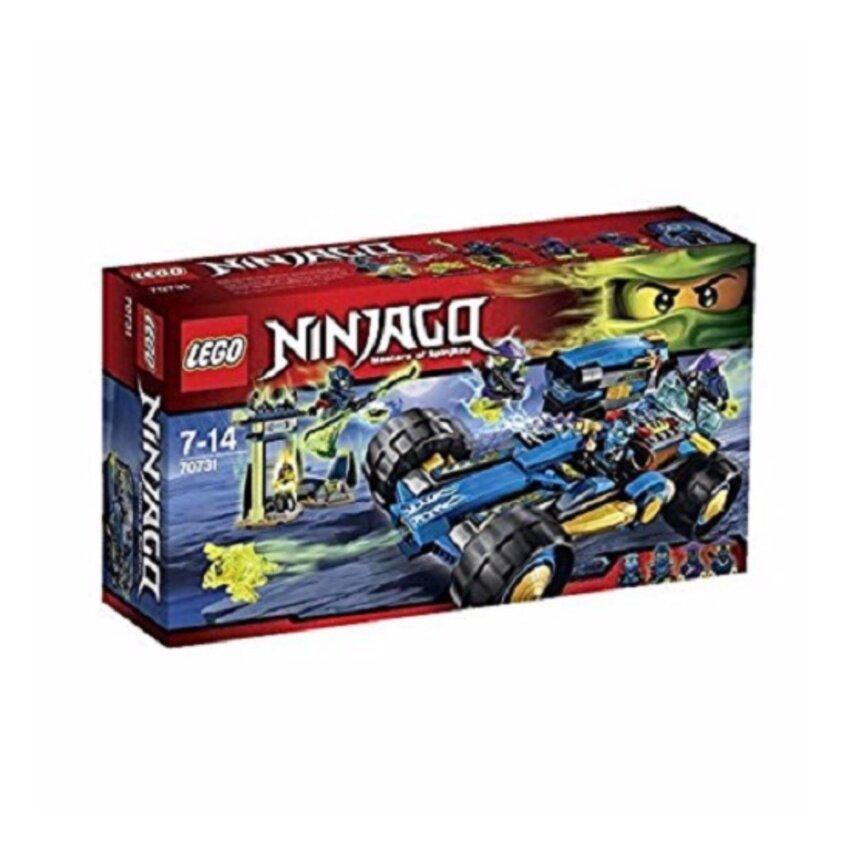 Lego Ninja Go Jay Walker One 70731