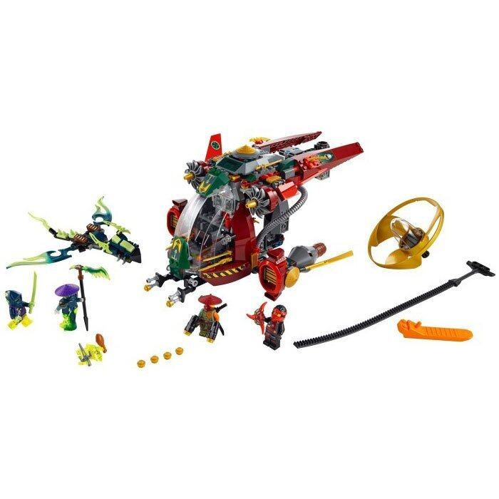 LEGO Ninjago 70735 Ronin R.E.X. Ninja