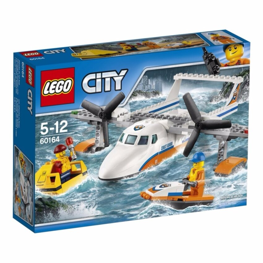 LEGO Sea Rescue Plane เลโก้ ซี เรสคิว เพลน - 60164 image