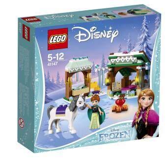LEGOตัวต่อเสริมทักษะ เลโก้ ดีสนีย์ ปริ้นเซส แอนนา สโนว์ แอดเวนเจอร์ Anna's Snow Adventure - 41147