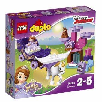 LEGO ตัวต่อเสริมทักษะ เลโก้ ดู โปล โซเฟีย เดอะ เฟิร์ส โซเฟีย เดอะ เฟิร์ส แมจิแค็ล แครริ้งค์ - 10822