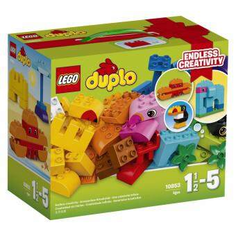 LEGO ตัวต่อเสริมทักษะ เลโก้ ดูโปล ครีเอทีฟ บิ๊วเดอร์ บอกซ์ DUPLO® Creative Builder Box - 10853