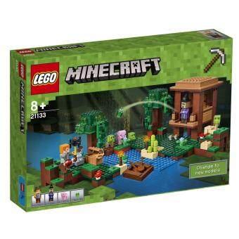 LEGO ตัวต่อเสริมทักษะ เลโก้มายคราฟเดอะ วิช ฮัท The Witch Hut V29 - 21133