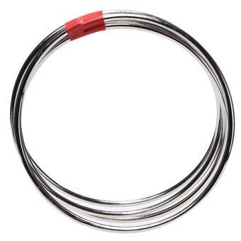 Linking Rings Magic Tools Connected Magic Tricks Kit Magic Accessories 4 Rings - intl