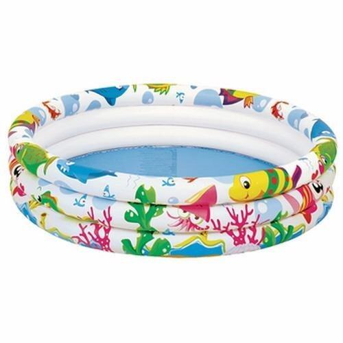 MBP สระว่ายน้ำเด็กเป่าลม ขนาด107×25cm
