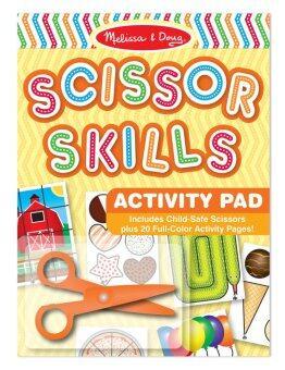 ขาย Scissors Skills - ชุดกิจกรรมตัดพร้อมกรรไกรเด็ก