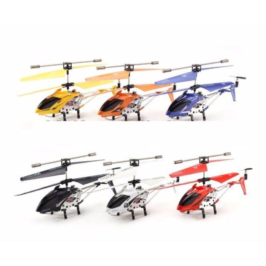 เฮลิคอปเตอร์บังคับวิทยุ Model King 33008 ความถี่ 3.5 Channel Infrared Remote Control RC Helicopter with Gyro