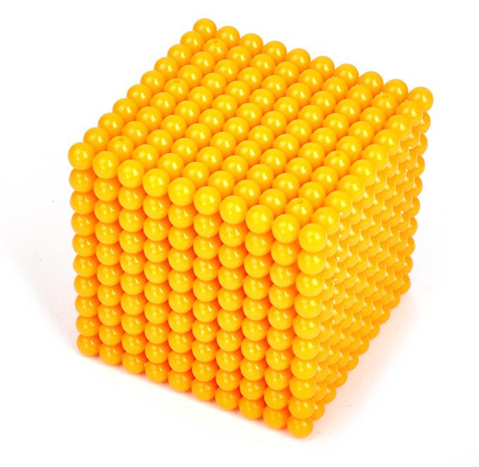Montessori สีเหลืองเด็กปฐมวัยคณิตศาสตร์แท่งลูกปัดการเรียนการสอนสื่อการสอน image