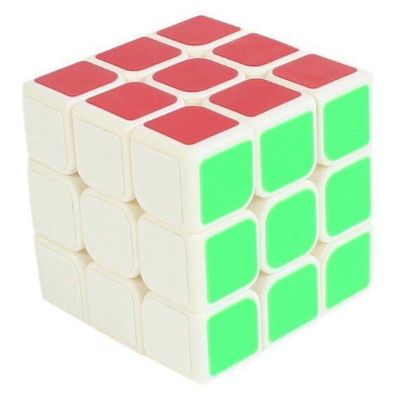 MOYU รูบิค โมยุ กวนหลอง3x3x3 56มม สีขาว