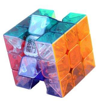 รูบิค Moyu Yulong Third Order Speed Cube 56mm Transparent