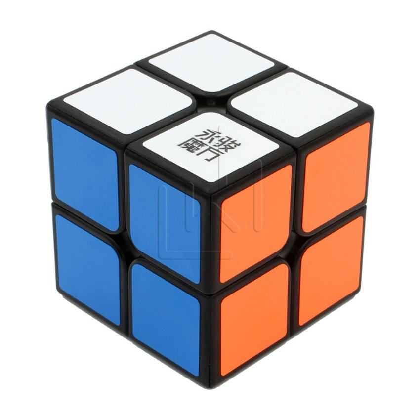 รูบิค Moyu Yupo 2x2x2 Magic Cube Speed Cube - Black image