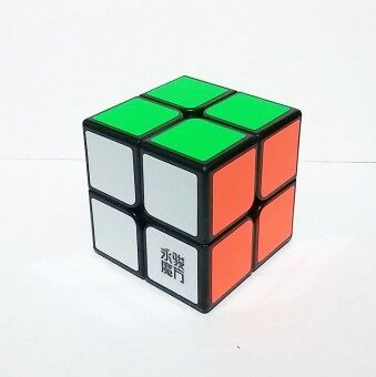 รูบิค Moyu Yupo 2x2x2 Magic Cube Speed Cube - Black