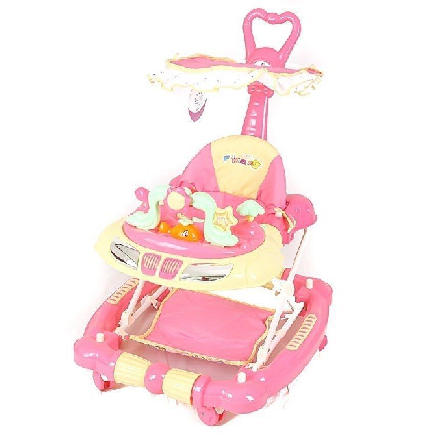รถหัดเดินหน้าปลาnemo - สีชมพู