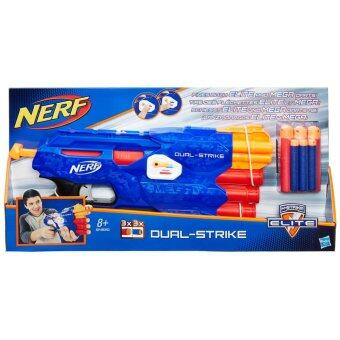 Nerf N-Strike Elite Dual-Strike Blaster