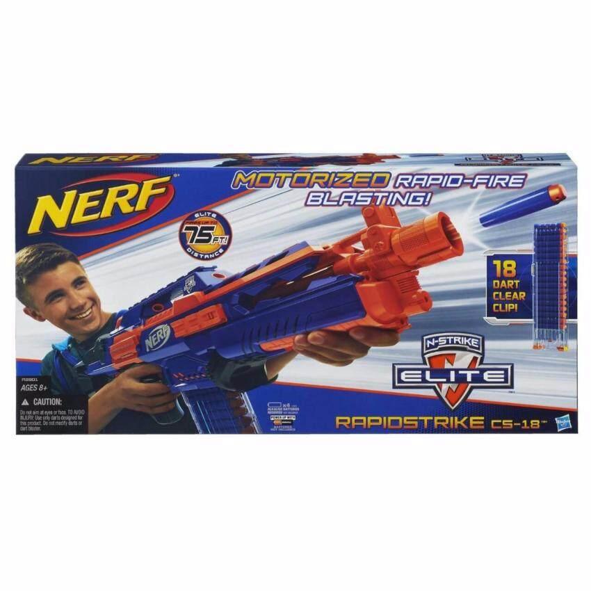 ปืน Nerf N-Strike Elite RapidStrike CS-18 Blaster