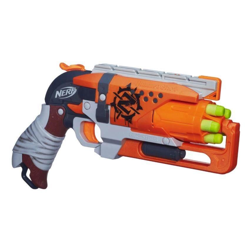 ปืนNerf Zombie Strike Hammershot Blaster