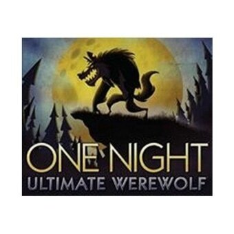 One Night Ultimate Werewolf - intl