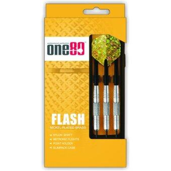 One80 Darts Flash Nickel Plater Brass 22g