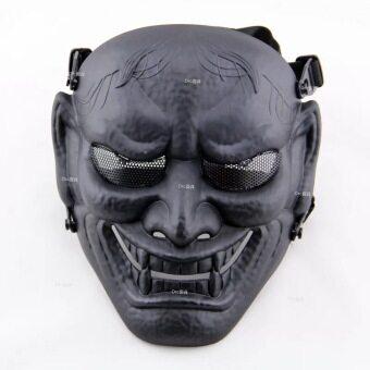 Orc อะนิเมะแฟนซีเครื่องแต่งกายสยองขวัญฮาโลวีนหน้ากาก