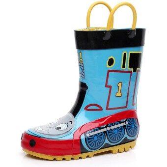 น่ารักเด็กชายและเด็กหญิงของแท้ overshoes ยางรองเท้าฝน