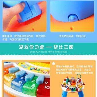 PlayToys โต้ะกิจกรรมรถไฟ Train Activity Table - 5
