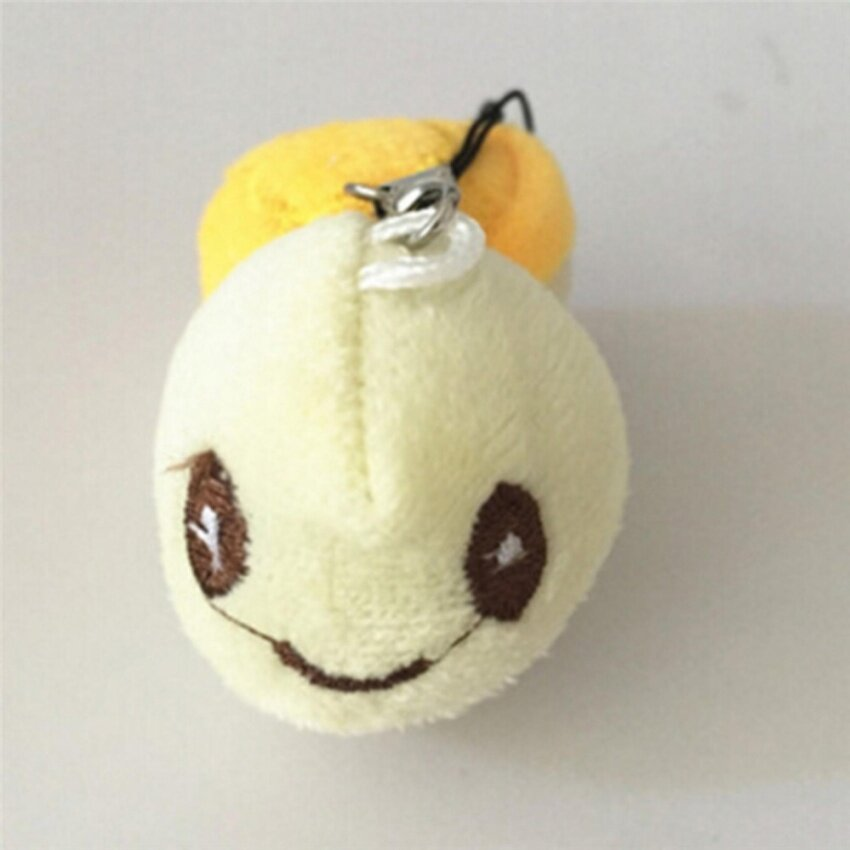 Plush Toy Doll Little Cute Tortoise For Baby Kid Lovely Plush Toy Wholesale Yellow - intl