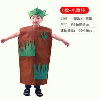 สถานรับเลี้ยงเด็กผลไม้และผักเครื่องแต่งกาย