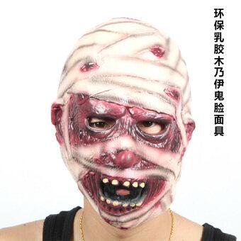 หน้ากากฮาโลวีนสยองขวัญหน้ากากหน้ากาก