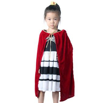 เช็งควานฮาโลวีนสาวเสื้อคลุมเสื้อคลุม