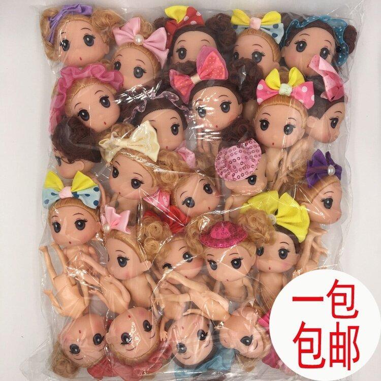 สับสนเค้กวันเกิดเค้กตกแต่งอุปกรณ์เสริมเจ้าหญิงตุ๊กตาเฟอร์ไรต์