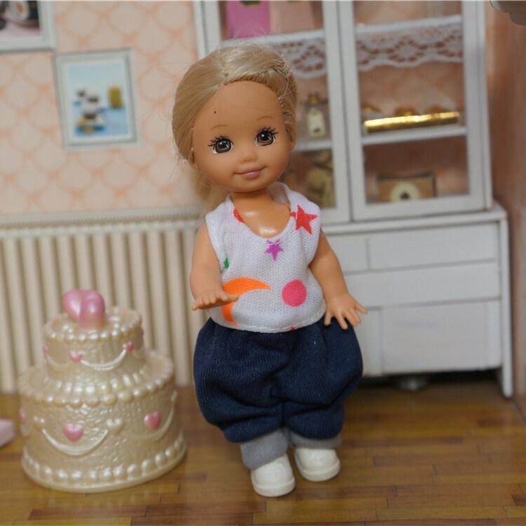 เคลลี่ขนาดเล็กขนาดเล็กตุ๊กตากระโปรง