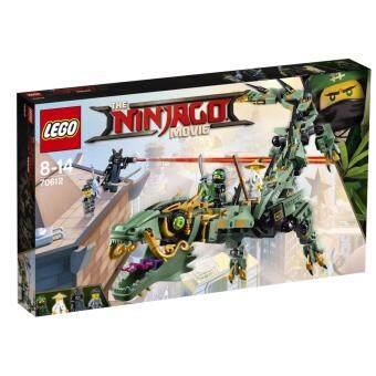 LEGO Green Ninja Mech Dragon เลโก้ กรีน นินจา เมค ดราก้อน - 70612