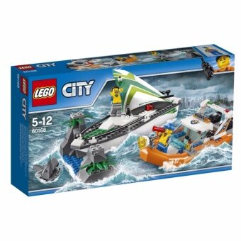 LEGO Sailboat Rescue เลโก้ เซลโบ๊ท เรสคิว - 60168